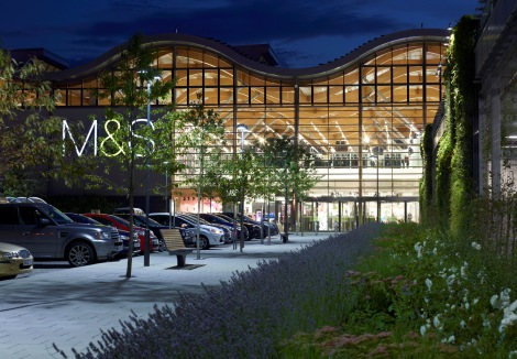 450109: Marks and Spencer Cheshire Oaks Store