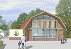 450035: Castle Hill Primary School Assembly / Dining Hall