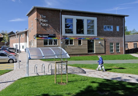 450092: The Main Place, Coleford Community Centre