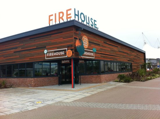Firehouse Restaurant Butlin's Skegness